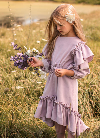 Airfish New Port Dress in Lavender