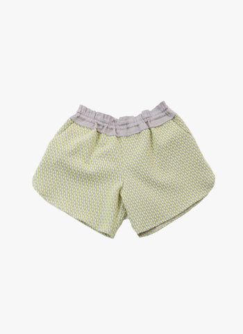 Anais & I Jin Shorts in Yellow SH10000 - Final Sale