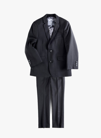 Appaman Mod Suit - Black - only sz 6 left