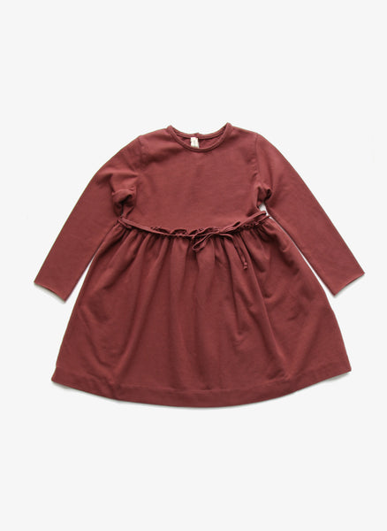 Babe Tess Girls Jersey Dress - JES 5 - Indian Rose - FINAL SALE