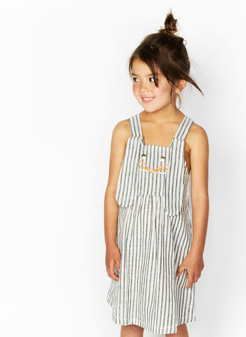Bangbang Copenhagen Girls Ninka Dress - FINAL SALE