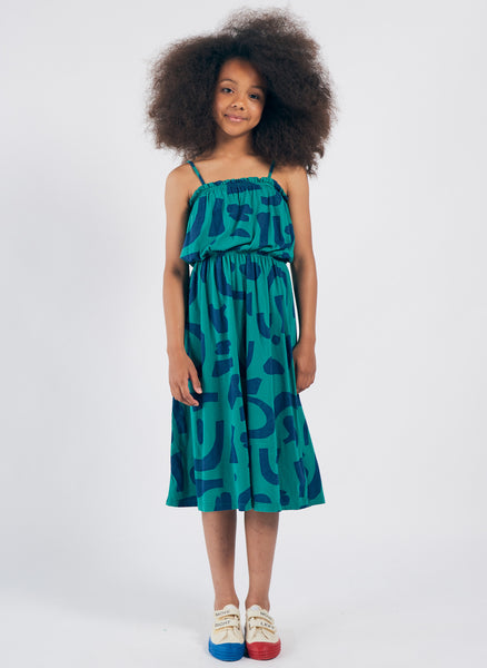 Bobo Chose Abstract Jersey Dress - FINAL SALE