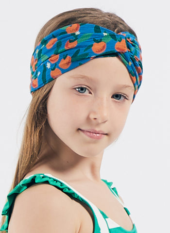 Bobo Chose All Over Oranges Headband - FINAL SALE