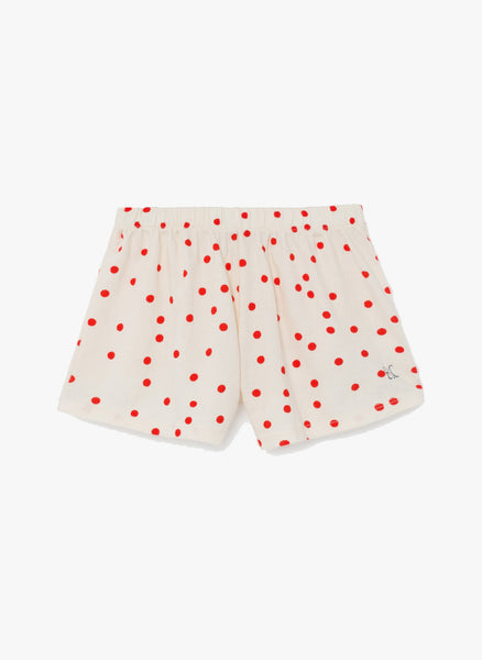 Bobo Chose Dots Jersey Shorts - FINAL SALE