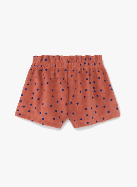 Bobo Chose Dots Terry Towel Shorts - FINAL SALE