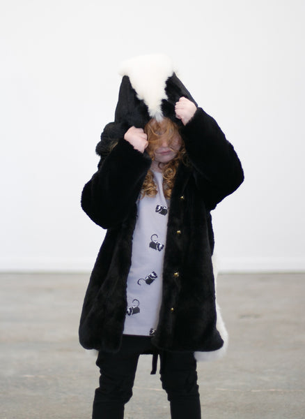 Carbon Soldier Bandit Coat - FINAL SALE