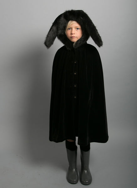 Carbon Soldier Crown Fern Cape - FINAL SALE