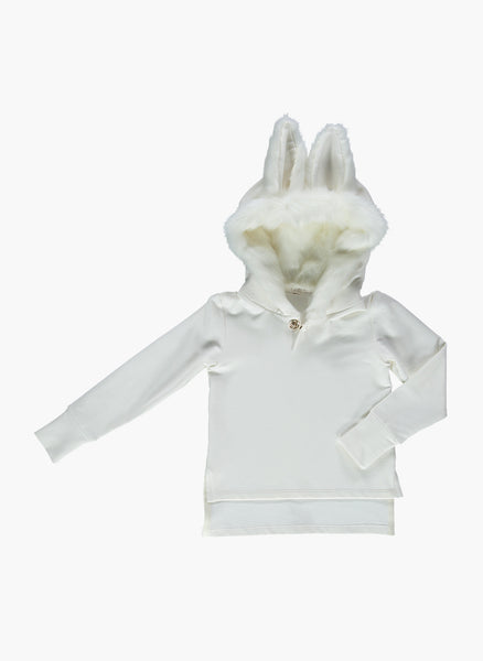 Carbon Soldier Hector's Hoodie - Ivory