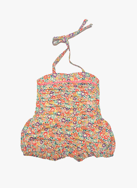 Dagmar Daley Vintage Sunsuit in Liberty Print