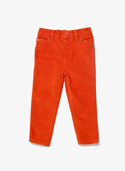 Egg Boys Corduroy Jeans - Brick - W4CD2940 - FINAL SALE