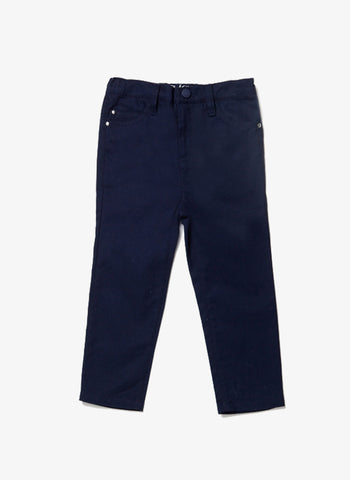 Egg Boys Corduroy Jeans - Navy - W4CD2940T - FINAL SALE