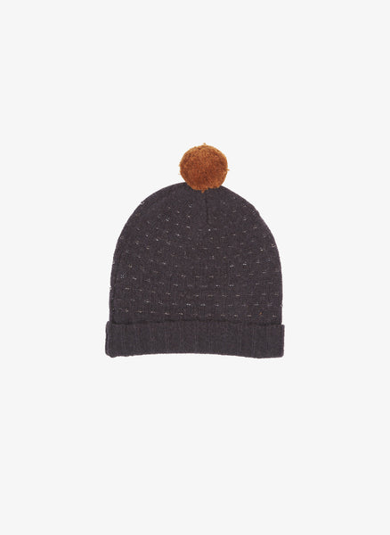 Emile et Ida Pompom Hat - F941 - FINAL SALE