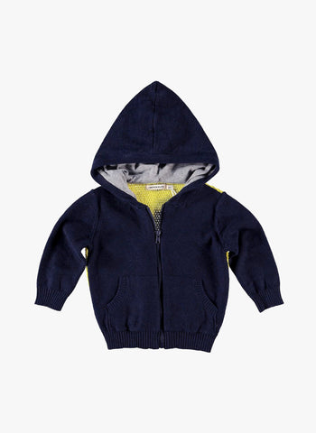 Imps and Elfs Two Tone Zip Hoodie - 1150065 - FINAL SALE