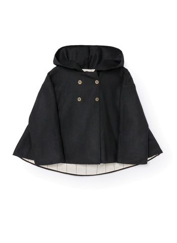 Little Creative Factory The Makers Tailored Cape Jacket - FINAL SALE