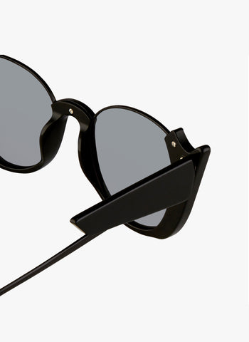 Linda Farrow X Erdem Black with Smoke Mirror - FINAL SALE