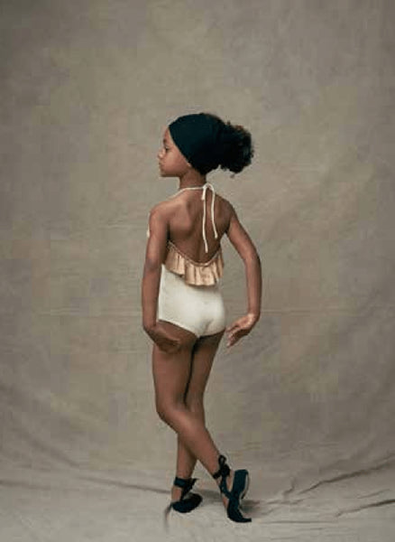 Little Creative Degas Bathing Suit in Ivory - FINAL SALE