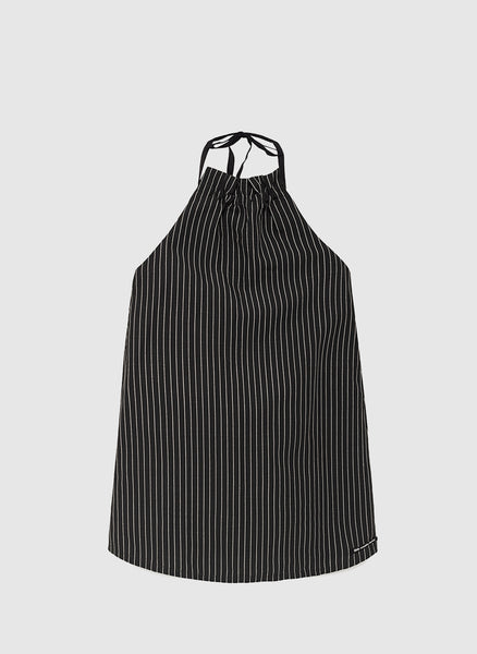 Little Creative Tap Apron Dress in Black - FINAL SALE