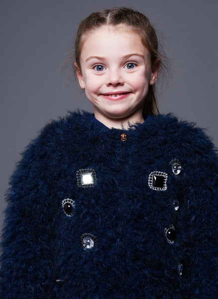 Little Marc Jacobs Faux Fur Jacket - FINAL SALE