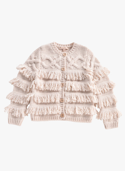 Louise Misha Loket Cardigan - FINAL SALE
