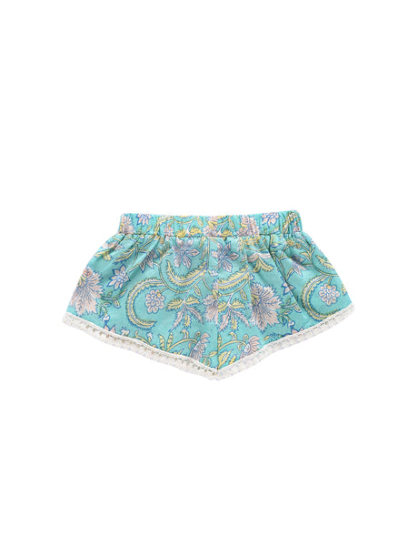 Louise Mischa Nutsy Shorts in Bloom Flower - FINAL SALE