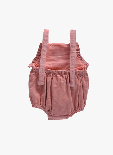 Louise Misha Mina Nude Overalls - FINAL SALE