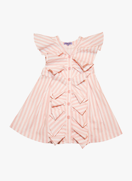 Moque Daisy Dress in Light Pink - FINAL SALE