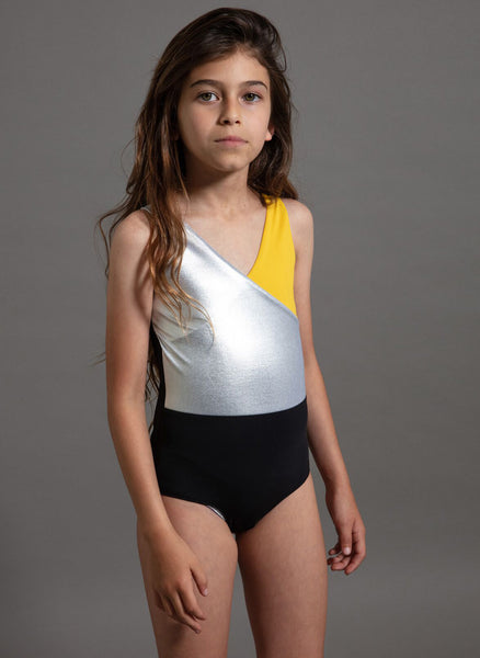 Nununu Tricolor Swimsuit - FINAL SALE