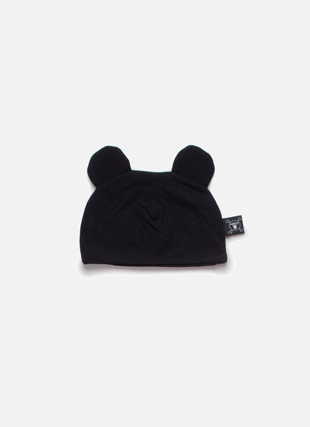 Nununu  Mouse Hat in Black - FINAL SALE