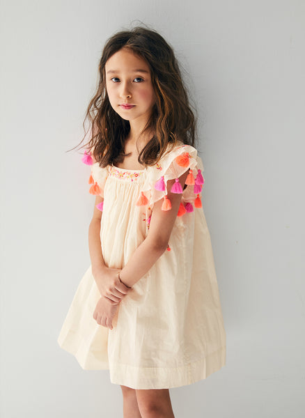 Nellystella Chloe Dress in Linen
