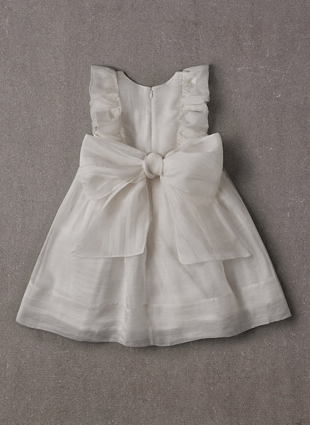 Nellystella LOVE Mae Dress in Bright White