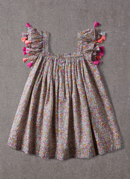 Nellystella Chloe Dress in Spring Bouquet