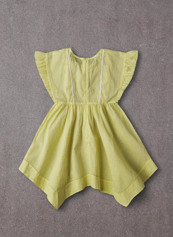 Nellystella Claire Dress in Sweet Tart