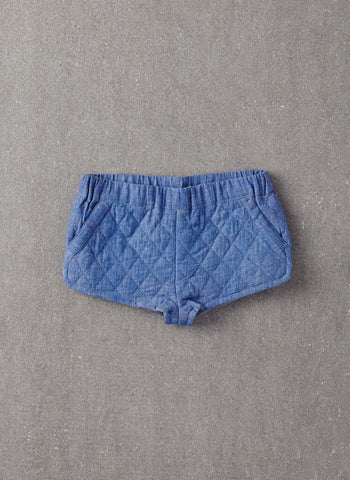 Nellystella Clio Shorts in Denim - N15S200-DE - FINAL SALE