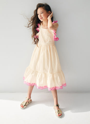 Nellystella Elina Dress in Linen