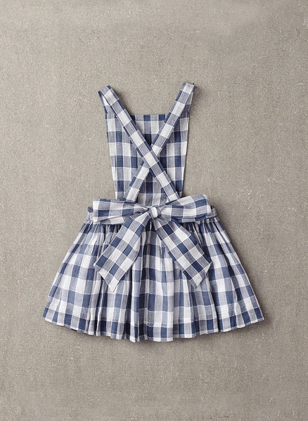 Nellystella Ella Dress in Checker - N15F012 - FINAL SALE