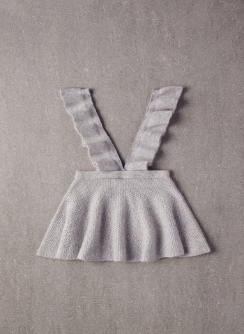 Nellystella Ivy Dress in Heather Grey - PRE-ORDER