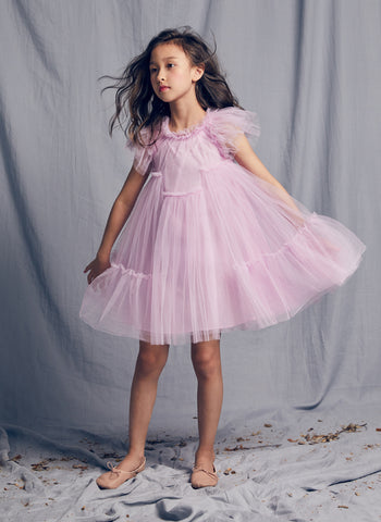 Nellystella LOVE Antoinette Dress in Wisteria