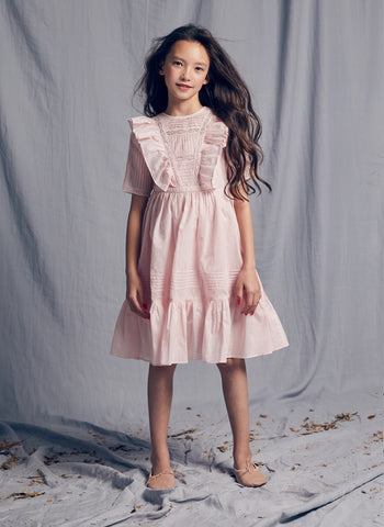 Nellystella LOVE Caroline Dress in Peaches