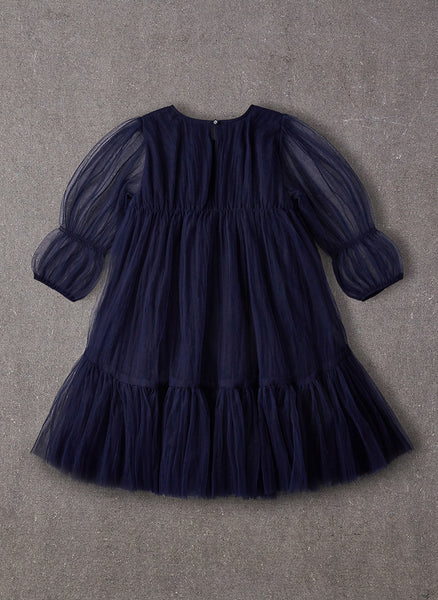 Nellystella Love Alice Dress in Navy