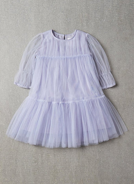 Nellystella Love Alice Dress in Periwinkle