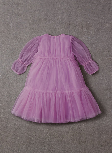 Nellystella LOVE Alice Dress in Radiant Orchid