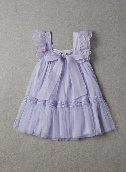 Nellystella Love Fiona Dress in Periwinkle