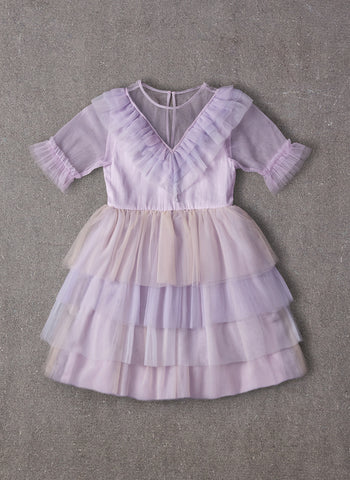 Nellystella Love Gabriella Dress Soft Lilac