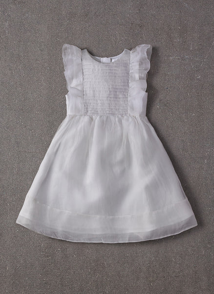 Nellystella Love Mae Dress Bright White