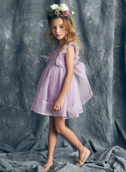 Nellystella Love Mae Dress in Lupine
