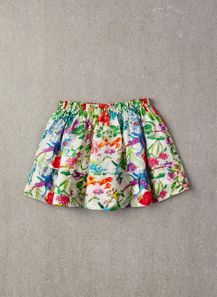 Nellystella Sydney Skirt in Garden Floral - FINAL SALE