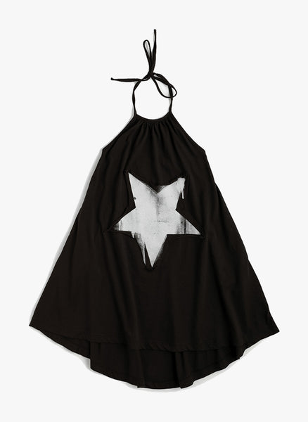 Nununu Falling Star Collar Dress