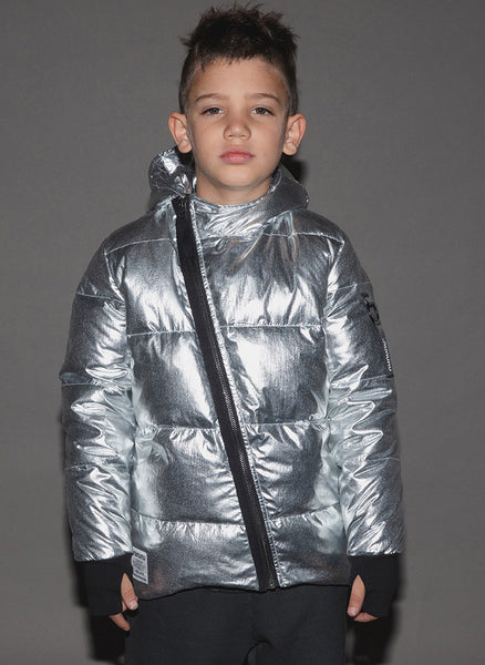 Nununu Shiny Smile Down Jacket - FINAL SALE