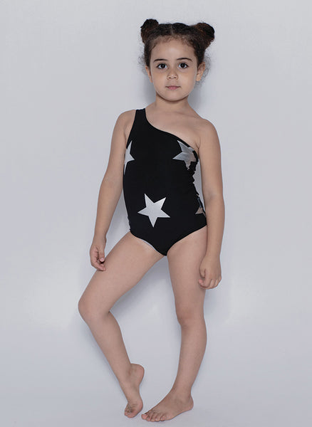 Nununu Star One Strap Swimsuit