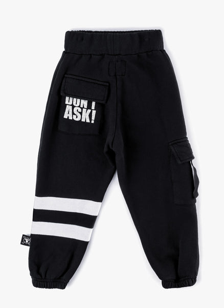 Nununu Cargo Sweatpants - FINAL SALE